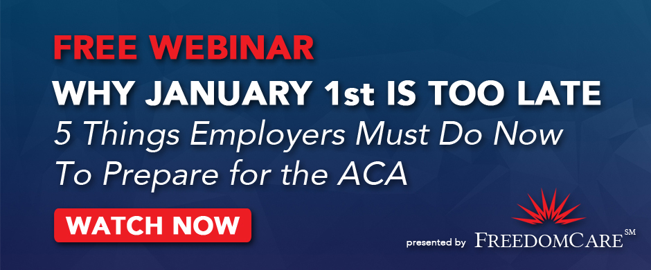 WEBINAR: Why January 1st Is Too Late - 5 Things Employers ...